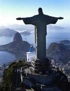 patung kristus penebus, tujuh keajaiban dunia